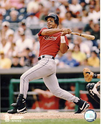 Moises Alou LIMITED STOCK Houston Astros 8X10 Photo