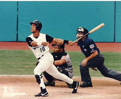 Moises Alou Florida Marlins LIMITED STOCK 8X10 Photo