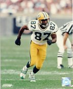 Robert Brooks LIMITED STOCK Green Bay Packers 8X10 Photo