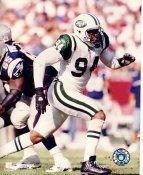 John Abraham New York Jets LIMITED STOCK 8X10 Photo