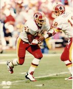 Terry Allen with Gus Frerotte Washington Redskins LIMITED STOCK 8x10 Photo