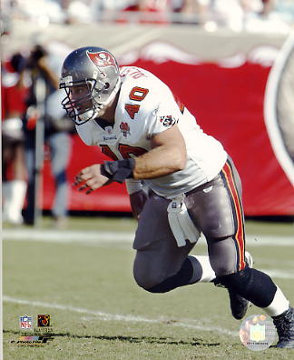 Mike Alstott Tampa Bay Bucs LIMITED STOCK 8x10 Photo