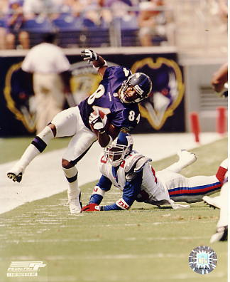 Jermaine Lewis Baltimore Ravens LIMITED STOCK 8x10 Photo
