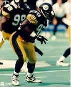 Greg Lloyd Pittsburgh Steelers  LIMITED STOCK 8x10 Photo