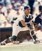 Jim Leyritz New York Yankees LIMITED STOCK 8x10 Photo
