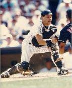 Jim Leyritz New York Yankees LIMITED STOCK 8x10 Photo