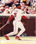 Sandy Alomar Jr Cleveland Indians LIMITED STOCK 8X10 Photo