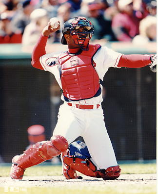 Sandy Alomar Jr Cleveland Indians LIMITED STOCK 8X10 Photo