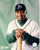 Greg Vaughn Tampa Bay Rays LIMITED STOCK 8X10 Photo