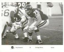 Troy Auzenne Chicago Bears Press Team Issued 8X10 Photo