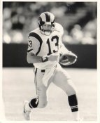 Chris Miller St. Louis Rams Press Team Issued 8X10 Photo