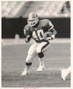 Reggie Brooks Washington Redskins Press Team Issued 8x10 Photo