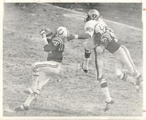 Ray May Indianapolis Colts Press Team Issued 8X10 Photo