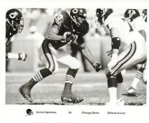 Alonzo Spellman Chicago Bears Press Team Issued 8X10 Photo