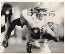 Bernie Parmalee Miami Dolphins Press Team Issued 8X10 Photo