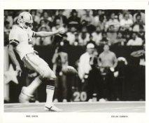 Mike Saxon Dallas Cowboys Press Team Issued 8X10 Photo