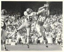Bob Tucker New York Giants Press Team Issued 8X10 Photo