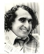 Tiny Tim American Singer, Ukulele Player Press Issued 8x10 Photo