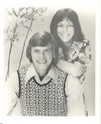 Karen & Richard Carpenter - The Carpenters Press Issued 8x10 Photo
