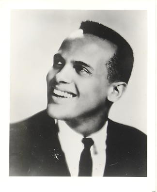 Harry Belafonte Press Issued 8x10 Photo
