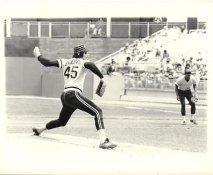 John Candelaria Pittsburgh Pirates Team Issued 8X10 Photo