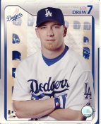 JD Drew  Los Angeles Dodgers LIMITED STOCK 8X10 Photo