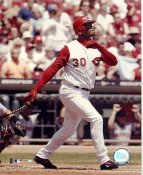 Ken Griffey Jr. Cincinnati Reds LIMITED STOCK 8x10 Photo