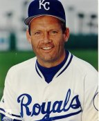 George Brett Kansas City Royals LIMITED STOCK 8X10 Photo