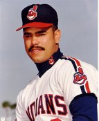 Carlos Baerga Cleveland Indians LIMITED STOCK 8X10 Photo