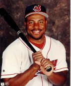 Albert Belle Cleveland Indians LIMITED STOCK 8X10 Photo