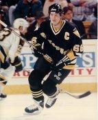 Mario Lemieux Pittsburgh Penguins LIMITED STOCK 8x10 Photo