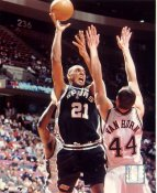 Tim Duncan San Antonio Spurs LIMITED STOCK 8X10 Photo