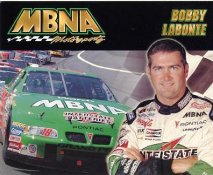 Bobby Labonte Racing LIMITED STOCK Cardstock Paper 8X10 Photo