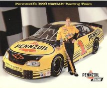 Steve Park Racing 1998 LIMITED STOCK Cardstock Paper 8X10 Photo