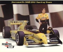 Scott Goodyear Racing 1998 SUPER SALE Cardstock Paper 8X10 Photo