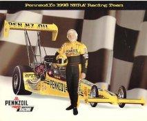 Eddie Hill Racing 1998 SUPER SALE Cardstock Paper 8X10 Photo