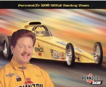 Bill Kent Racing 1998 SUPER SALE Cardstock Paper 8X10 Photo