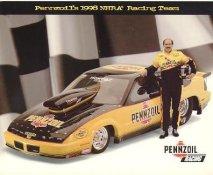 Mike Ferderer Racing 1998 SUPER SALE Cardstock Paper 8X10 Photo
