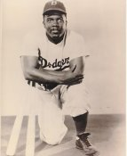 Jackie Robinson Brooklyn Dodgers LIMITED STOCK 8X10 Photo