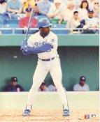 Bo Jackson Kansas City Royals Glossy Card Stock LIMITED STOCK 8X10 Photo