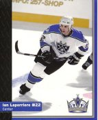 Ian Laperriere Los Angeles Kings 1999-2000 Promo Photo on Glossy Card Stock SUPER SALE 8x10 Photo