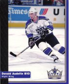 Donald Audette Los Angeles Kings 1999-2000 Promo Photo on Glossy Card Stock SUPER SALE 8x10 Photo