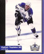 Vladimir Tsyplakov Los Angeles Kings 1999 -2000 Promo Photo on Glossy Card Stock SUPER SALE 8x10 Photo