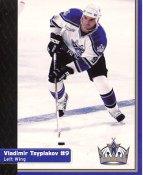 Vladimir Tsyplakov Los Angeles Kings 1999-2000 Promo Photo on Glossy Card Stock SUPER SALE 8x10 Photo