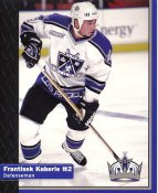 Frantisek Kaberle Los Angeles Kings 1999-2000 Promo Photo on Glossy Card Stock SUPER SALE 8x10 Photo