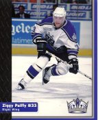 Ziggy Palffy Los Angeles Kings 1999-2000 Promo Photo on Glossy Card Stock SUPER SALE 8x10 Photo
